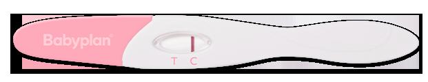 Negativ graviditetstest stav